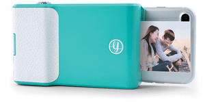 Prynt Instant Photo Case Blue For iPhone 7 Plus