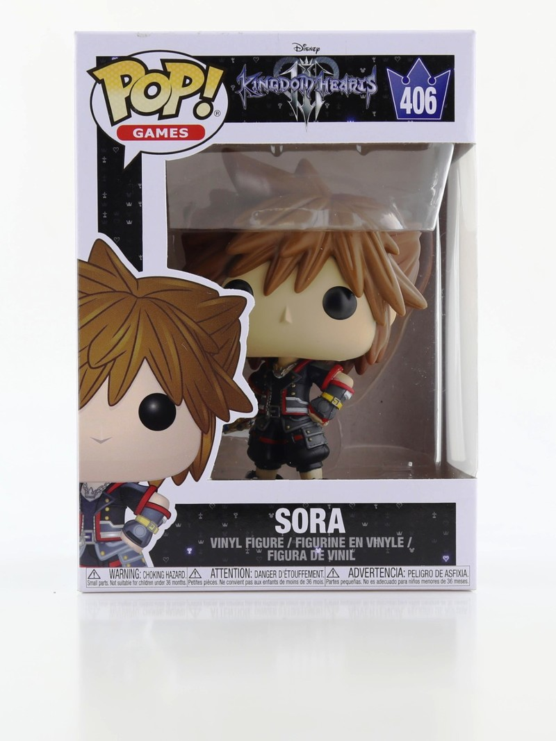 ... Funko Pop Disney Kingdom Hearts 3 Sora Vinyl Figure 2877ca38fcd0