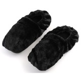 La Chaise Longue Thermal Lounge Slippers Black