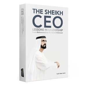 The Sheikh CEO - Dr. Yaser Jarrar
