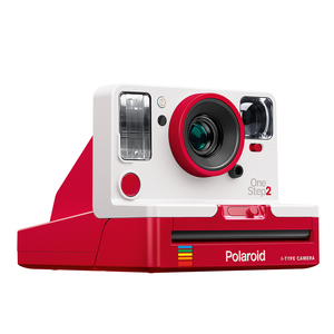 Polaroid Originals OneStep 2 Instant Camera White/Red