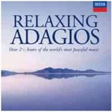 RELAXING ADAGIOS / VARIOUS
