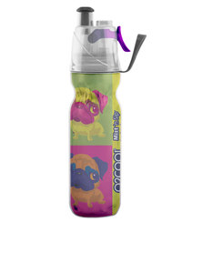 O2Cool Insulated ArcticSqueeze Mist 'N Sip Artist Collection No. 1 590ml Water Bottle