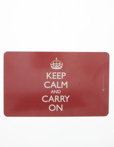 Keep Calm Tray
