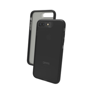 Gear4 D3O Bank Case Black For iPhone 7 Plus
