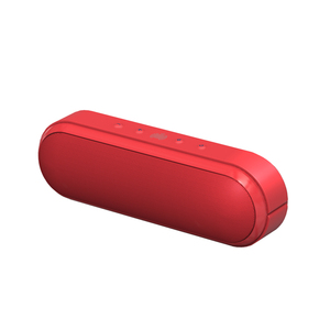 Ministry Of Sound Audio S Red Wireless Speaker