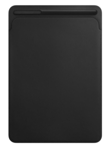 Apple Leather Sleeve Black For iPad Pro 10.5-Inch