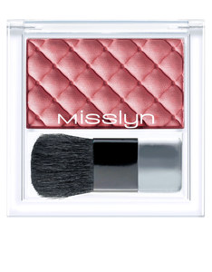 Misslyn Compact Blusher No.25 Tea Rose