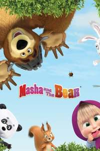 Masha & the Bear: Bon Voyage