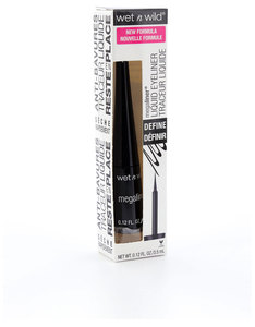 Wet N Wild Mega Liquid Eyeliner Black