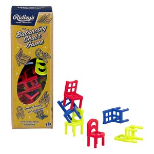Ridley's Novelties the Balancing Chair Game Classic