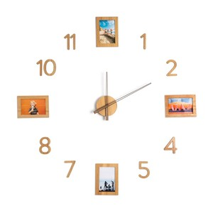Balvi 4 Frames Clocks