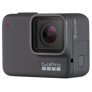 GoPro HERO7 Action Camera Silver