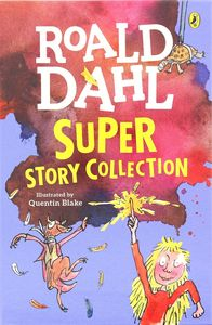 Roald Dahl Super Story Collection Box Set