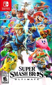 Super Smash Bros.: Ultimate [US][Pre-owned]