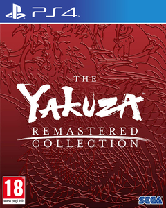 The Yakuza Remastered Collection [Pre-owned]