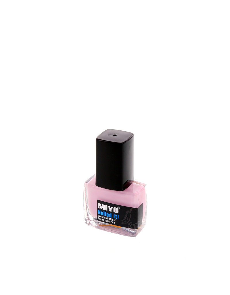 Miyo Nailed It Cotton Candy Nail Polish