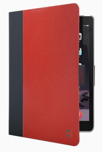 Cygnett Tekview Slim Case with Protective Pc Shell Red/Grey for iPad 12.9 Inch