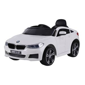 Bmw 6GT Electric Ride-On Car White