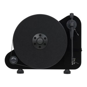 Pro-Ject VT-E-BT Vertical Turntable Piano Black