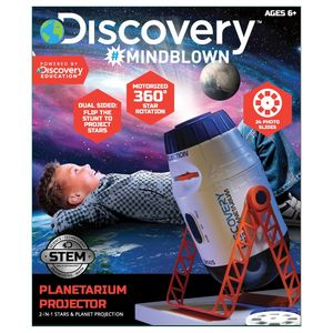 Discovery Mindblown Planetarium Projector