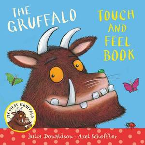 My First Gruffalo Touch And Feel