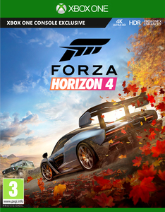 Forza: Horizon 4 [Pre-owned]