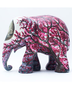 Elephant Parade Cherry Moon Figurine 15cm