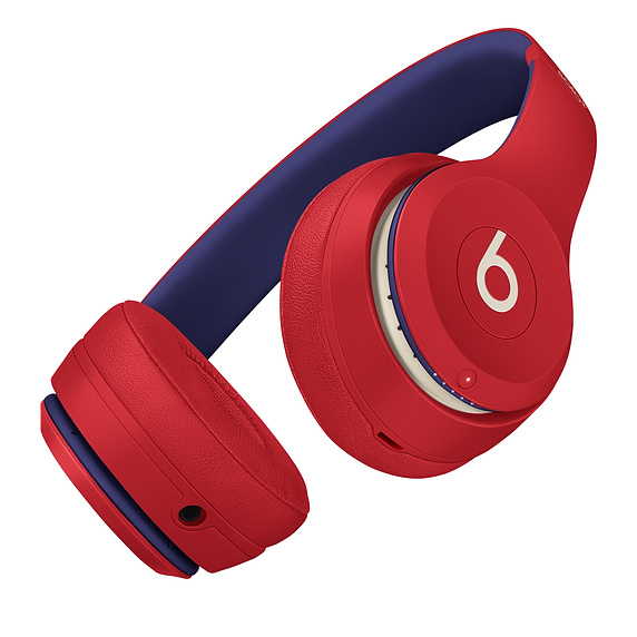 Beats Solo3 Club Collection Club Red Wireless Headphones