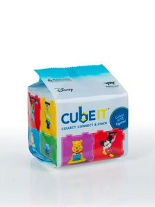 Cube It Disney Connectable Figurine Mystery Pack [Contains 1]