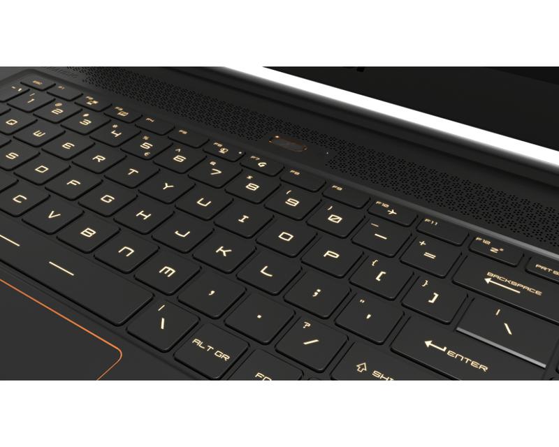 MSI Gaming GS65 8RF Stealth Thin 2 2GHz 8th gen Intel Core i7-8750H 15 6
