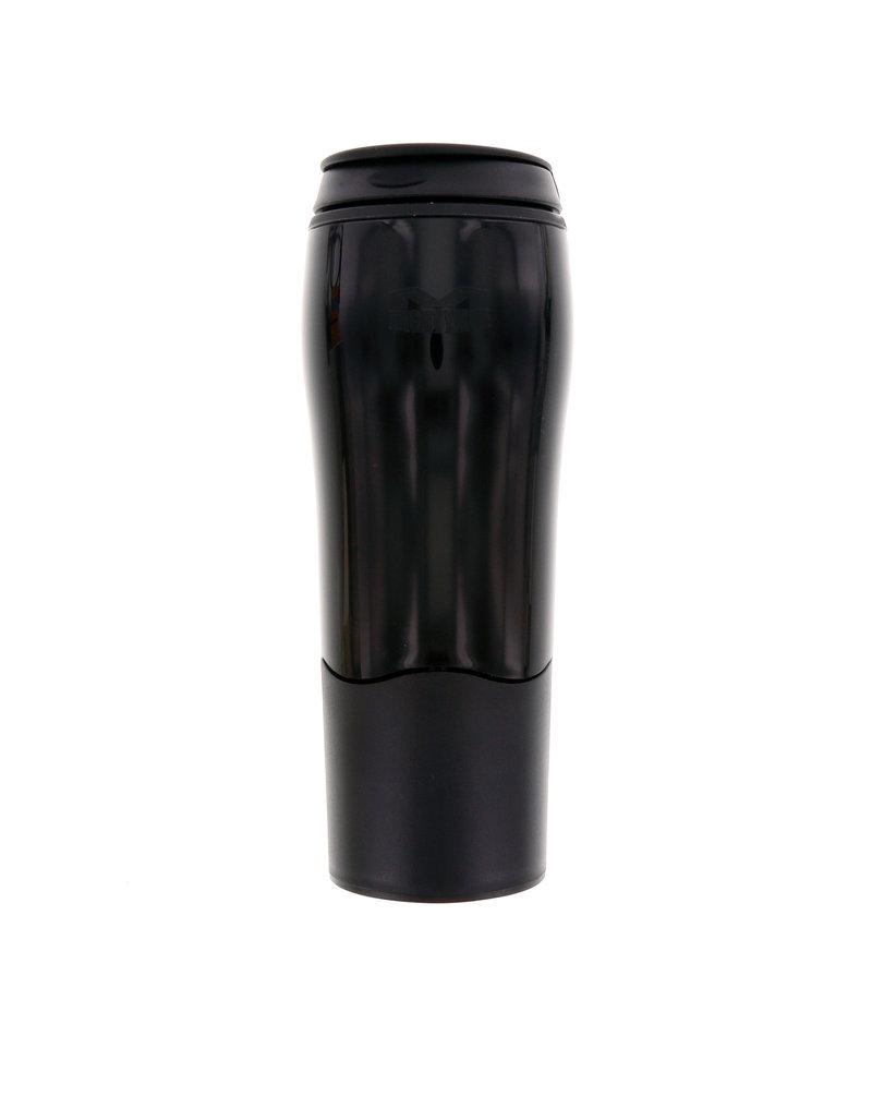 mighty mug go black 16oz 0 47 ltrs mugs tumblers drinkware