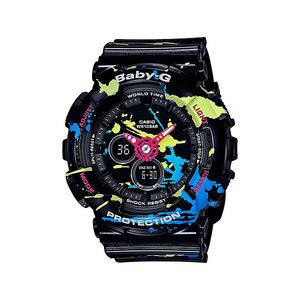 Casio BA-120SPL-1ADR Baby-G Watch