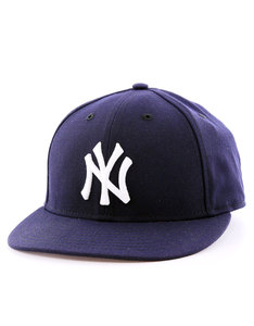 New Era Lc Acperf NY Yankees Black Cap