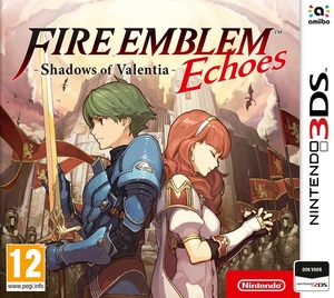 Fire Emblem: Echoes - Shadows of Valentia