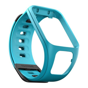 TomTom Runner 2/Spark Watch Strap (Scuba Blue - Small)