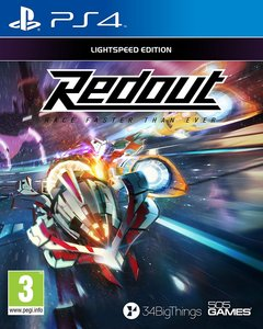 Redout: Lightspeed Edition [Pre-owned]