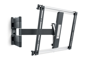 Vogel's THIN 445 ExtraThin Full-Motion TV Wall Mount Black 26-55""