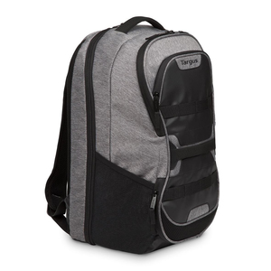 Targus Work & Play Fitness Backpack Grey Fits Laptop up to 15.6""
