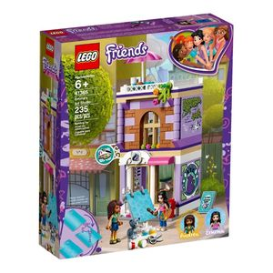 Lego Friends Emma's Art Studio