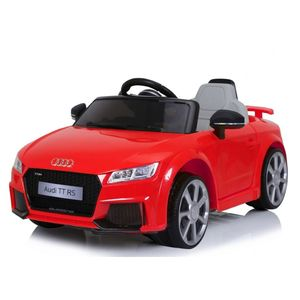 Audi TT Electric Ride-On Car Red