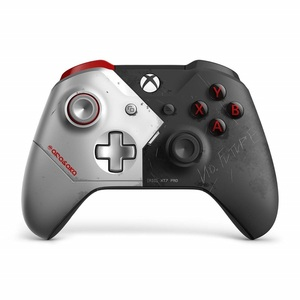 Microsoft Cyber Punk Limited Edition Controller for Xbox One