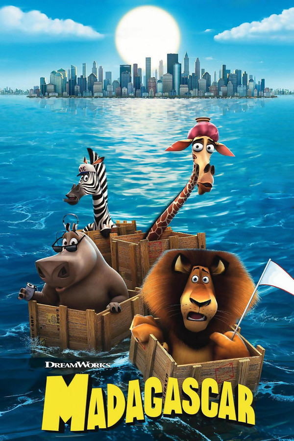 Madagascar Kids Family Film Amp Tv Virgin Megastore
