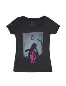 Bell Jar Black Women's T-Shirt