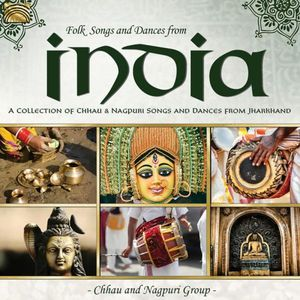 Folk Songs & Dances From India: Collection