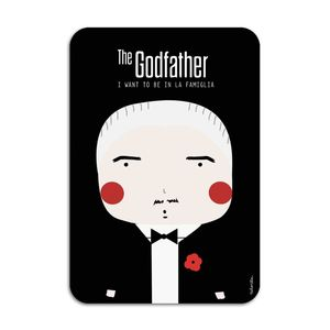 The Godfather Card by Ninasilla [10.5 x 14.8 cm]