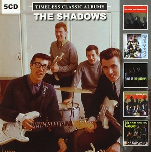 Shadows Timeless Classic Albums [5 Disc Set]