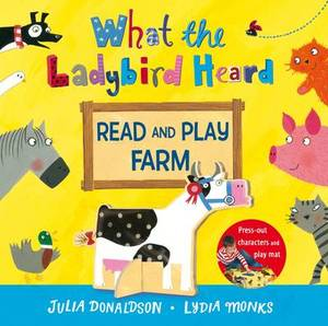 What The Ladybird Heard Read & Play Farmyard