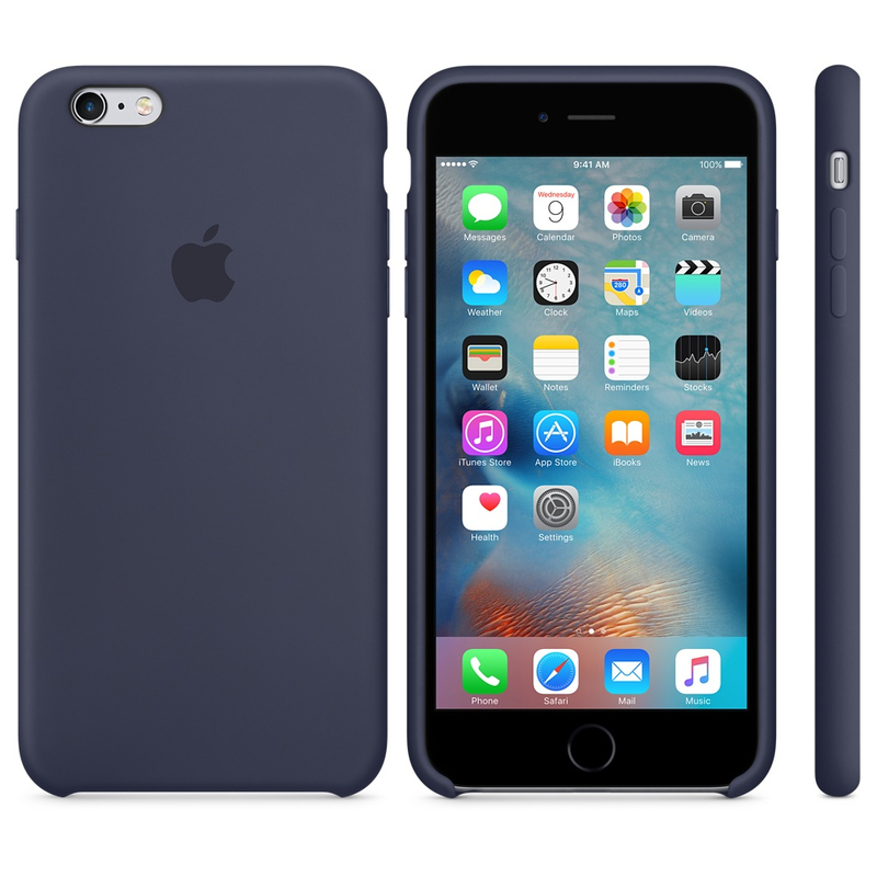 apple iphone 100. apple silicone case midnight blue iphone 6s plus iphone 100 l