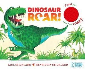Dinosaur Roar!: Single Sound Board Book